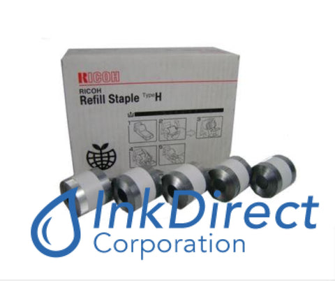 Genuine Ricoh 410509 Type H Staple Cartridge
