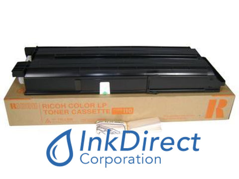 Genuine Ricoh 885326 Type 110 Toner Cartridge Yellow Toner Cartridge