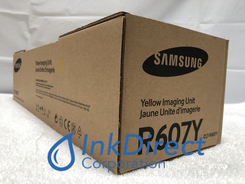Genuine Samsung Cltr607Y Clt-R607Y R607 Image Unit Yellow , CLX 9250ND , 9252NA , 9350ND , 9352NA