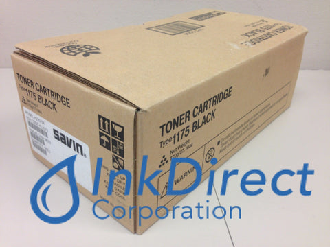 Genuine Savin 9839 412673 Type 1175 Toner Black , AC 104