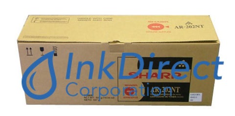 Genuine Sharp Ar202Nt Ar-202Nt Toner Cartridge Black Color Laser  Color Laser  AR 160,  162,  163,  164,  201,  205,  207,   - Digital Copier AR-M  161,  162,  206,