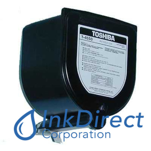 Genuine Toshiba T4550 - L T-4550 - L Toner Cartridge Black  BD 3550 4550