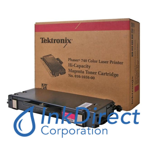Genuine Xerox 016-1658-00 016165800 Phaser 740 Toner Cartridge Magenta Toner Cartridge