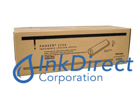 Genuine Xerox 016-1947-00 016194700 Phaser 7700 High Yield Toner Cartridge Black