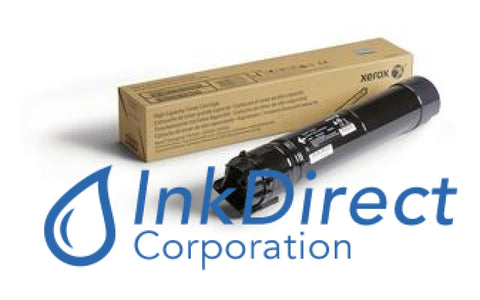 Genuine Xerox 106R3392 106R03392 Metered Toner Cartridge Black