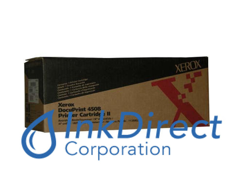 Genuine Xerox 113R265 113R00265 Print Cartridge Black