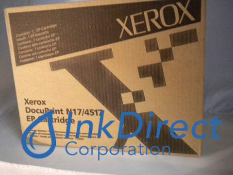 Genuine Xerox 113R95 113R00095 Toner Cartridge Black