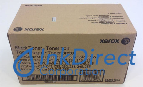 Genuine Xerox 6R1046 6R01046 006R01046 Toner Cartridge Black