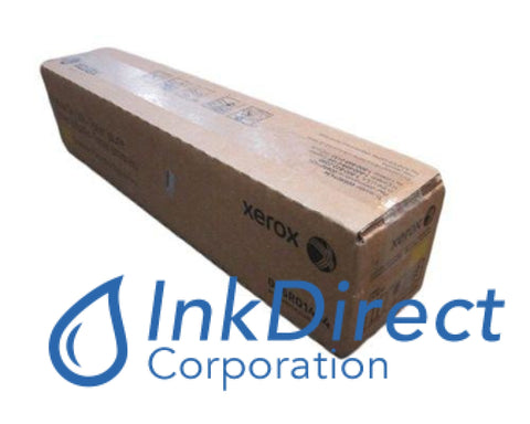 Genuine Xerox 6R1434 6R01434 006R01434 Toner Cartridge Yellow