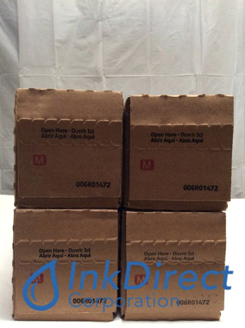Xerox 6R1473 6R01473 006R01473 Toner Cartridge Yellow ( Lot of 4 ) Color Press 800 1000 Toner Cartridge , Xerox-Tektronix - Digital Color Press 1000, 800,