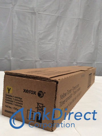 Xerox 6R1522 6R01522 006R01522 Color 550 560 Toner Cartridge Yellow Color 550 560 570 DocuColor C60 C70 Toner Cartridge , Xerox - Color 550, 560, 570, - Laser Printer DocuColor C60, C70