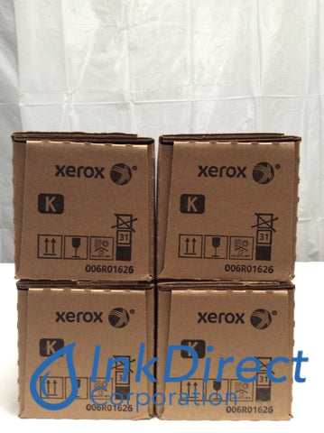 Xerox 6R1626 006R01626 6R01626 Toner Cartridge Black ( Lot of 4 ) Versant 2100 Press Toner Cartridge , Xerox   - Printer  Versant 2100 Press