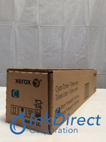 Xerox 6R1627 006R01627 6R01627 Versant 2100 Toner Cartridge Cyan Toner Cartridge , Xerox   - Printer  Versant 2100 Press,