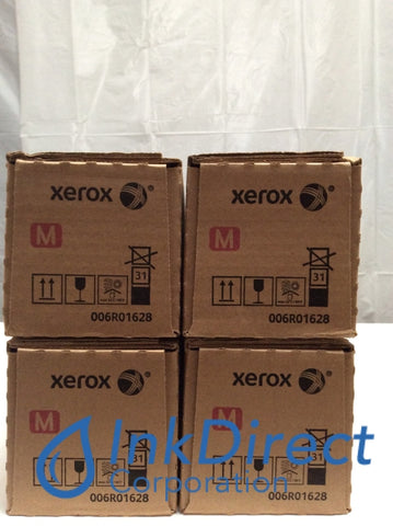 Xerox 6R1628 006R01628 6R01628 Toner Cartridge Magenta ( Lot of 4 ) Versant 2100 Press Toner Cartridge , Xerox   - Printer  Versant 2100 Press,