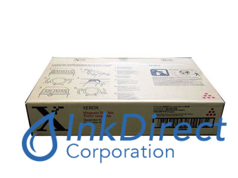 Genuine Xerox 6R846 6R00846 006R00846 Doc 40 Toner Cartridge Magenta