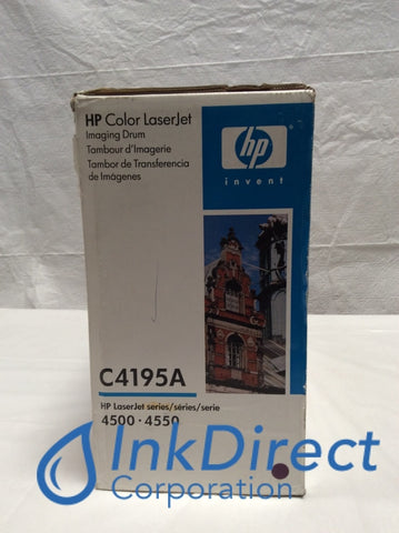 HP C4195A HP 4500 Drum Kit ( Blue Box ) LaserJet 4500 4500DN 4500N 4550 Drum Kit , HP - Laser Printer Color LaserJet 4500, 4500DN, 4500N, 4550,
