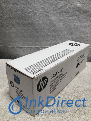 HP CE278AC (CE278A) 78A Toner Cartridge Black Laser Printer P 1566 1606DN Toner Cartridge , HP - Laser Printer P 1566, 1606DN,