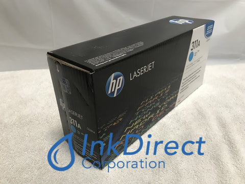HP Q2681A ( HP 311A ) HP 3700 Toner Cartridge Cyan Laser Printer Color LaserJet 3700, 3700DN, 3700DTN, 3700N, 3750,