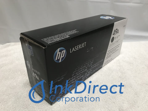 HP Q5949A ( HP 49A ) Print Cartridge Black Laser Printer LaserJet 1160, 1320, 1320N, 1320NW, 1320RF, 1320TN, 3390,