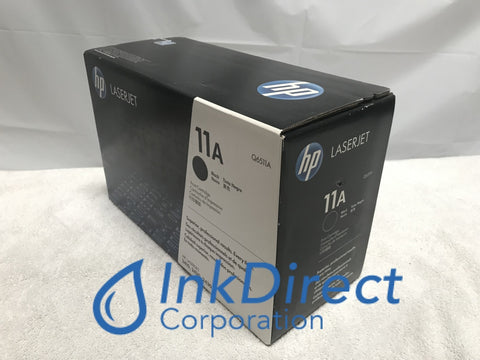 HP Q6511A ( HP 11A ) Toner Cartridge Black 2400 2410 2420 2420D 2420D 2420TN 2430DTN 2430TN Toner Cartridge