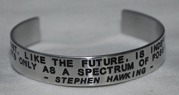 "Stephen Hawking - The Future "" Quote """