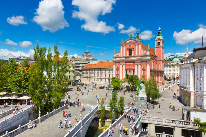 Ljubljana one of 5 Top LGBTQ Travel Destinations for 2017 by Metro Weekly