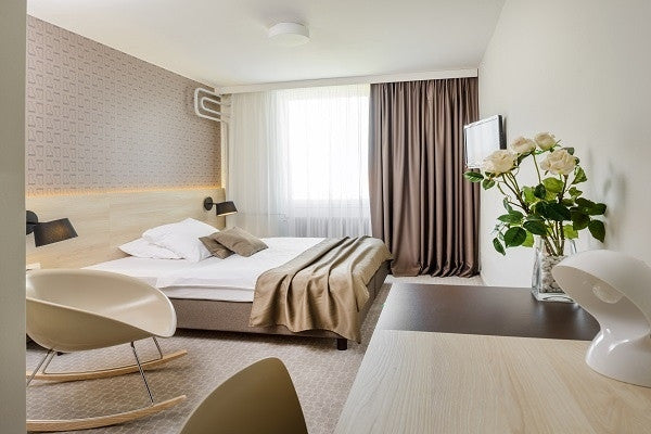 Single room • 4 nights SMART package for 1 guest