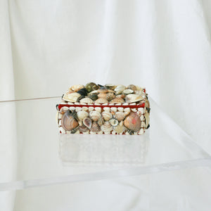 Ornate Shell Box