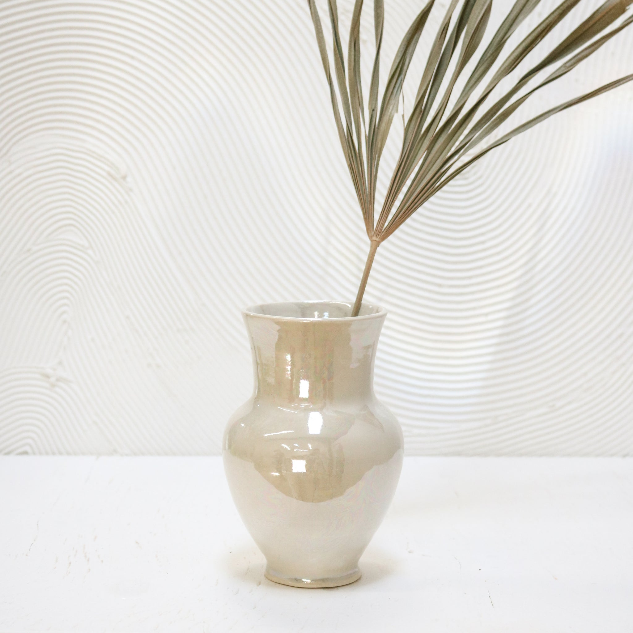 Mother of Pearl Vase 10