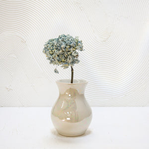 Mother of Pearl Vase 11