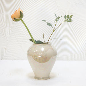 Mother of Pearl Vase 08