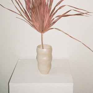 Pearlescent Whisper Vase