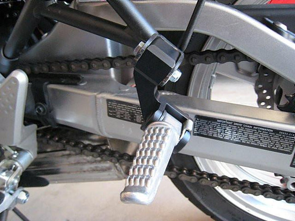Rear Lowering Foot Peg Blocks V650
