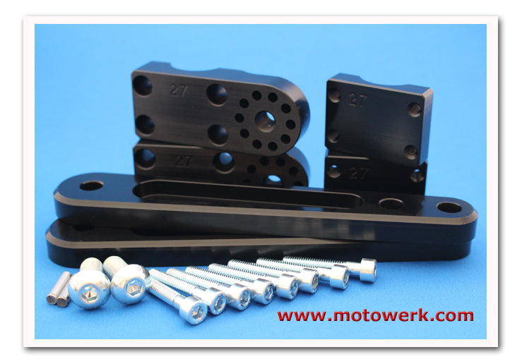 Highway Peg Mounts 27 mm