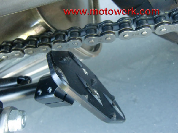 Lowering Kit KN65R Flatfoot