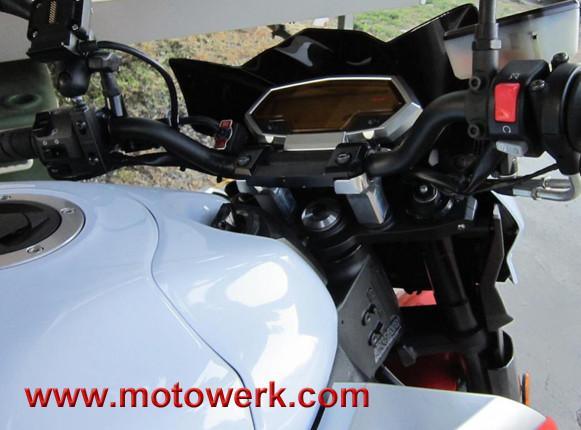 Handlebar Risers for Z1000 - discontinued
