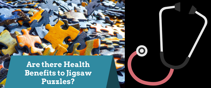 Jigsaw Puzzles - Health Benefits?