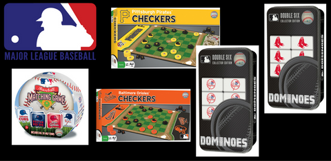 MLB Games - Great Gifts for Baseball Fans Young & Old