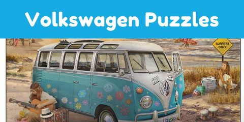 Current VW Jigsaw Puzzles