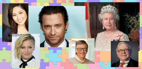 Famous People who like Jigsaw Puzzles