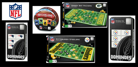 Fun NFL Games - Great Gift Ideas for Fans Young & Old