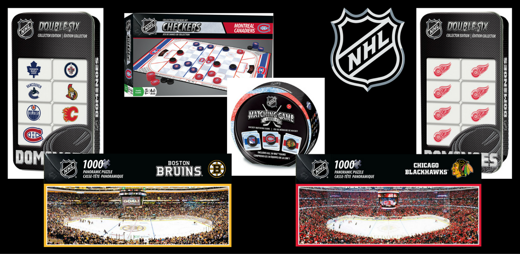 Great Gift Ideas for NHL Fans Young & Old