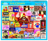 ICE CREAM - 1000 Piece Jigsaw Puzzle