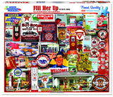 FILL HER UP - 1000 Piece Jigsaw Puzzle