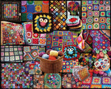Jigsaw Puzzle Image - 1000 pc Quilts