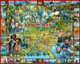 Jigsaw Puzzle Image - 1000 piece The Civil War
