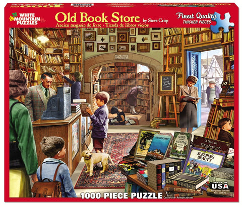 Jigsaw Puzzle Front Box Image - 1000 pc Bookstore
