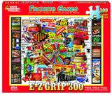 Jigsaw Puzzle Front Box Image - 300 pc board games