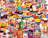 Jigsaw Puzzle Image - 1000 pc food packaging