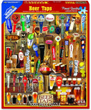 BEER TAPS - 1000 Piece Jigsaw Puzzle - Games2Puzzles